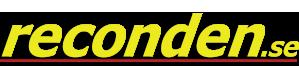 Reconden – Trestadscenter Logotyp
